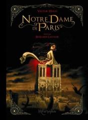 benjamin lacombe - Notre Dame