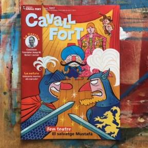 Cavall Fort / Carles Arbat