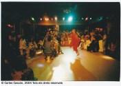 Soirée sénégalaise en el club Sahel (Dakar)