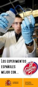 Tisorada a la ciència. Cartell 2.