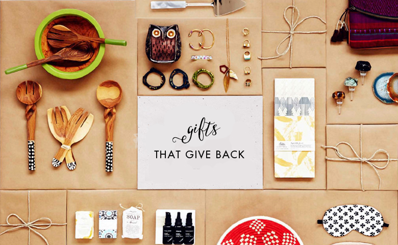 holiday gifts that give