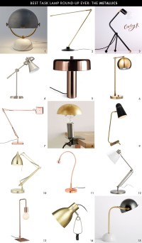 The Best Task Lamp Round-Up Ever