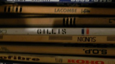 Françcois Lacombe # 4 (AMH - 1973), Paul Gillis, Mats Sundin