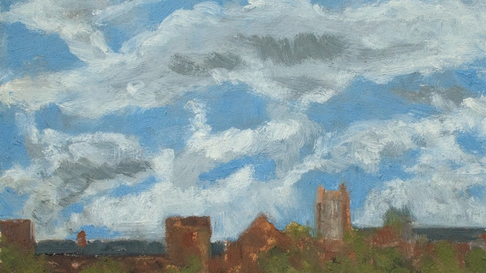 Cloud Study at Rhodes College