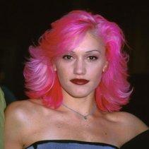 Gwen pink hair