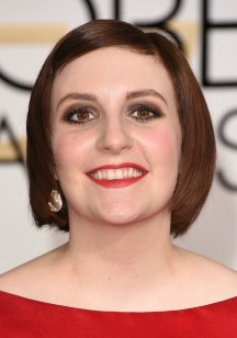 Lena-Dunham-2015-Golden-Globes-bad-makeup