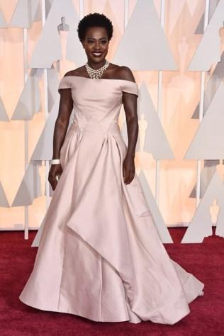 viola-davis- Oscars 2015