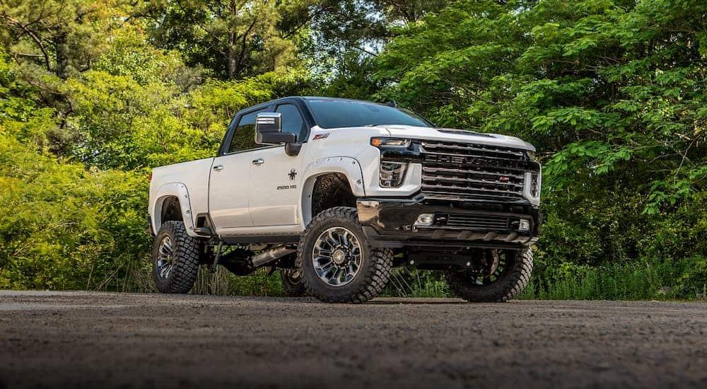 sca performance lifting chevy trucks