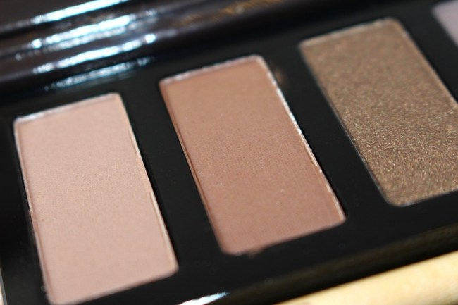 Swatch Palette the essentials clarins