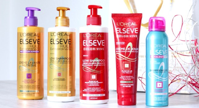 test low shampoo l oreal avis
