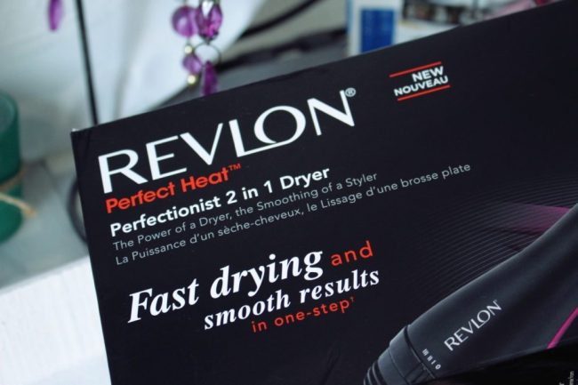test brosse séchante revlon pas chere performante perfectionist