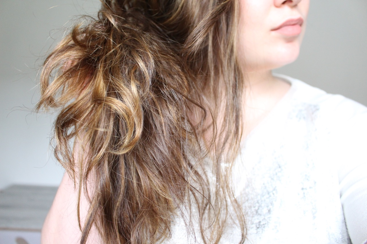 Coloration cheveux keratine