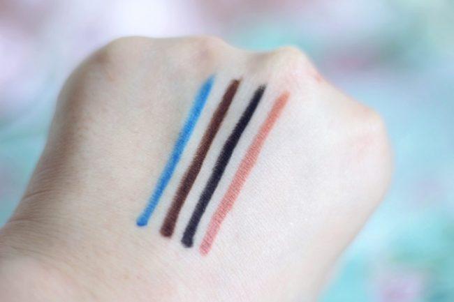 j'ai testé le stylo 4 couleurs clarins avis