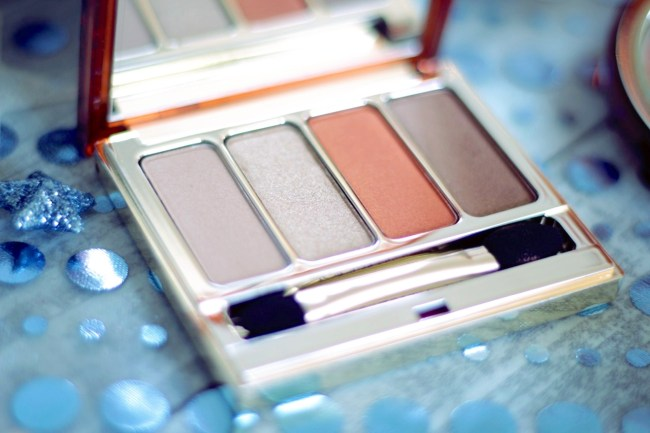collection hale d'été maquillage clarins avis swatch