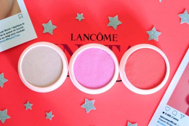 blush subtil crème lancôme avis swatch