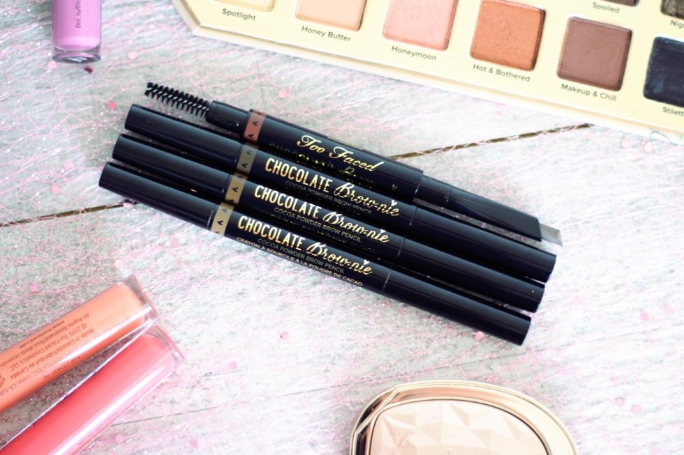 chocolate brown nie too faced mon avis coup de coeur