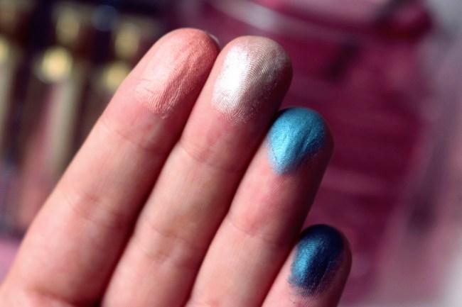 palette 5 couleurs electrify dior makeup avis