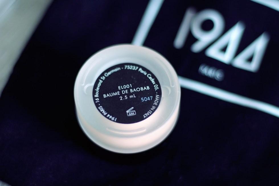 j'ai testé le maquillage 1944 paris avis