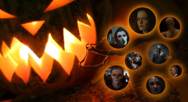 top 5 series halloween