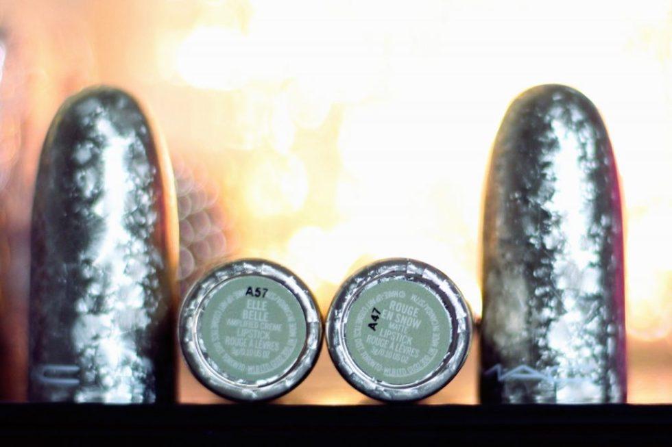 snow ball collection noel Mac cosmetics avis
