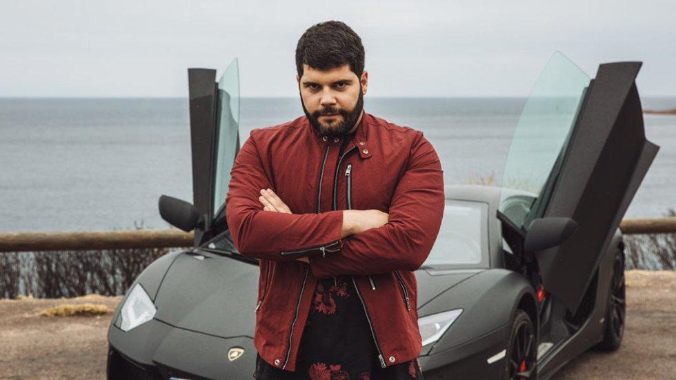 salvatore Esposito Gomorra le nouveau méchant taxi 5