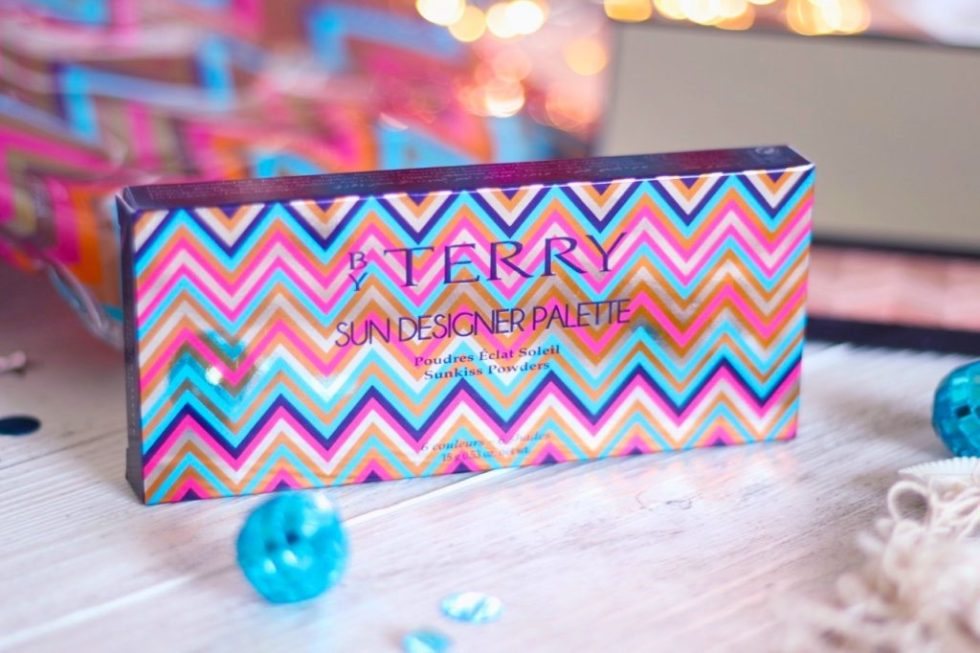 sun designer palette by Terry avis coup de coeur