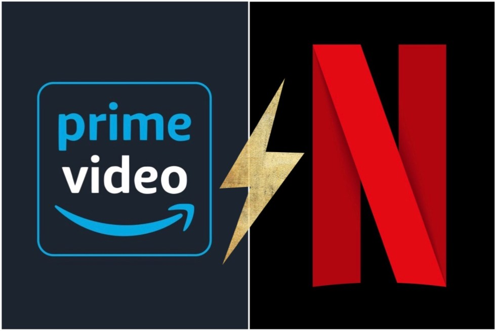 Amazon Prime video VS Netflix comparatif