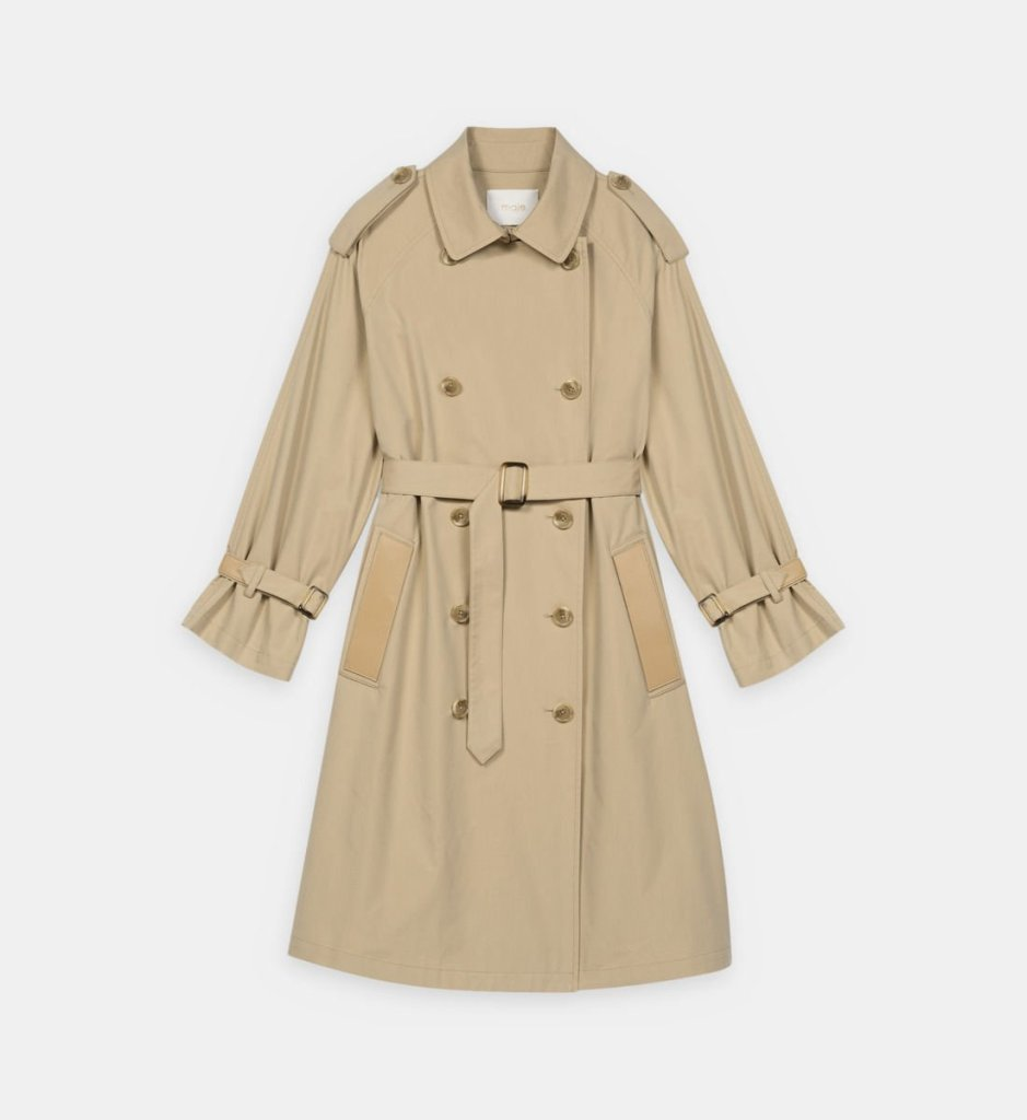 trench tendance mode automne hiver 2021
