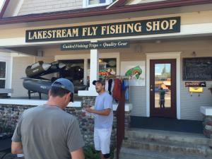 Lakestream Fly Fishing Shop