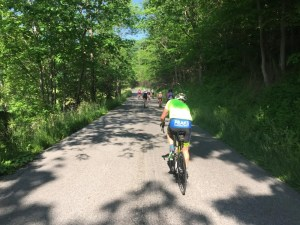 Riding the Wilderness Road Ride