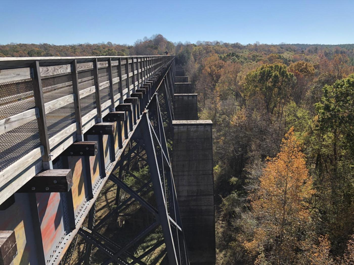 The High Bridge Trail