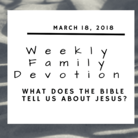 What does the Bible tell us about Jesus?