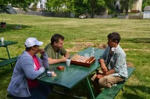 Pick up chess match