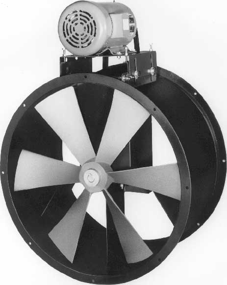 paint booth duct fan replacement carl