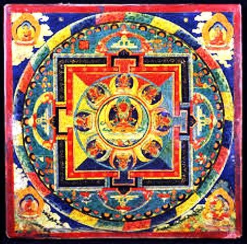 Carl Jung on the Bodhi Mandala ] - Carl Jung Depth Psychology