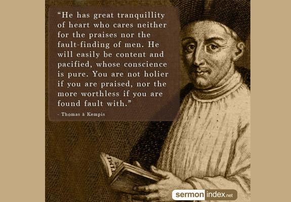 Thomas a Kempis: The Imitation of Christ | LaptrinhX / News