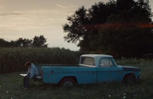 The 1963 Dodge pickup, as shown in the trailer for Man of Steel.