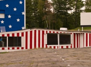 Weirs Drive-In Theater