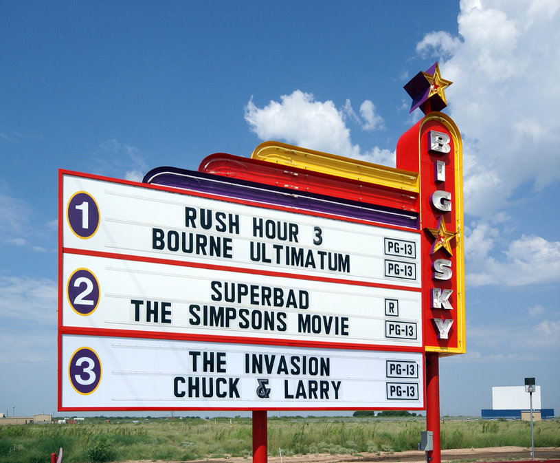 Big Sky Drive In Midland Texas Showtimes