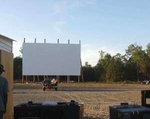 New Drive In Opens In The Carolinas Carload