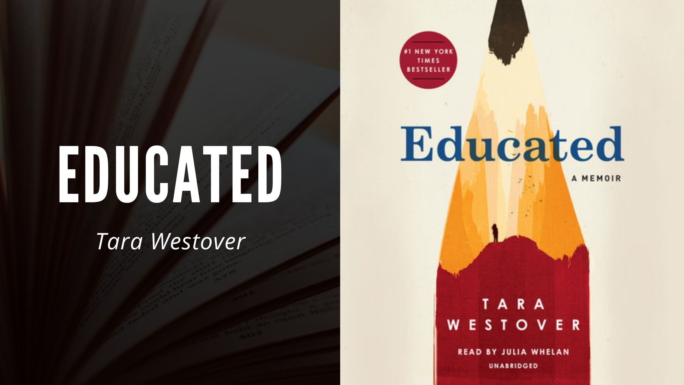 Tara Westover - Educated