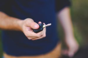 Car Keys get Worn-Out