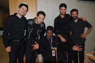 Sonny Rhodes Band, 2015