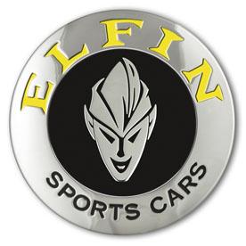 Elfin car logo