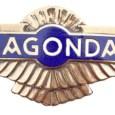 Lagonda car logo