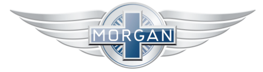 Morgan car logo