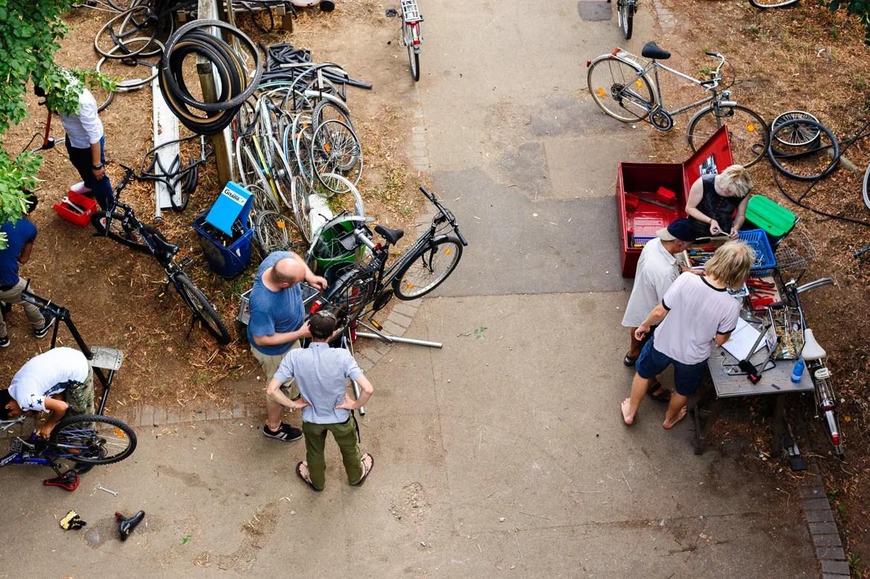 Bike Kitchen Mainz