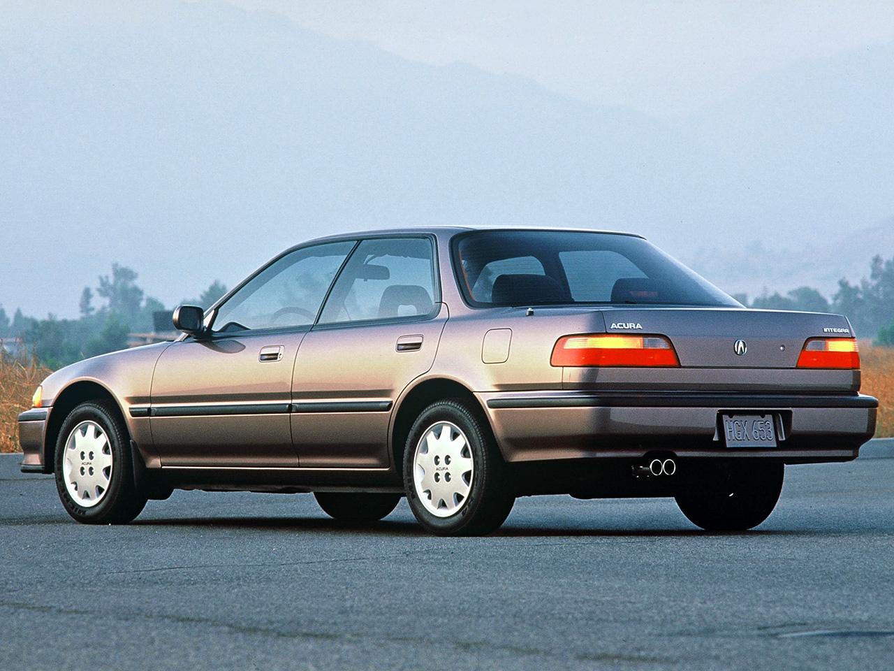 hight resolution of acura integra 2nd sedan4d 380