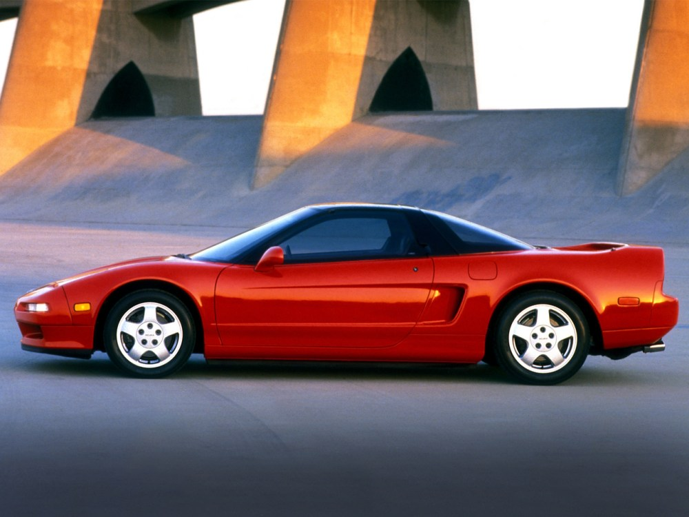 medium resolution of acura nsx 1st coupe2d 304