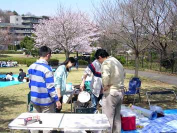 柳沢の池公園